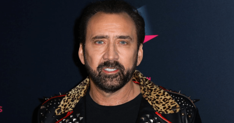 Nicholas Cage Cast As Joe Exotic In New Tiger King Series