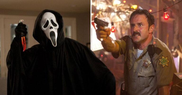 David Arquette's Dewey Riley To Return In New Scream Movie