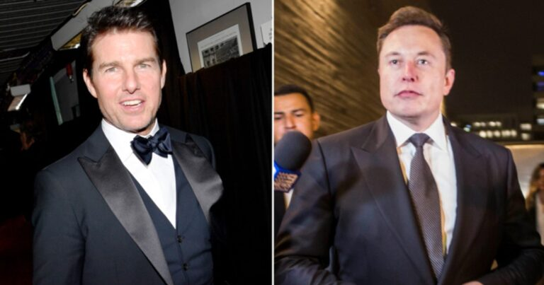 Tom Cruise, Elon Musk And NASA To Make A Movie In Space