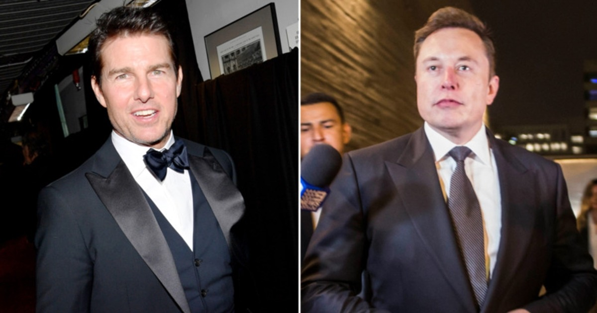 Tom Cruise Elon Musk And NASA To Make A Movie In Space