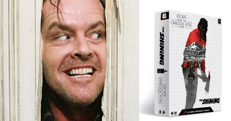 'The Shining' themed escape room coming this fall!