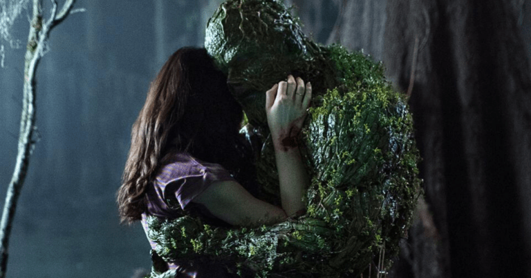 'Swamp Thing' series going to CW after DC Universe cancellation