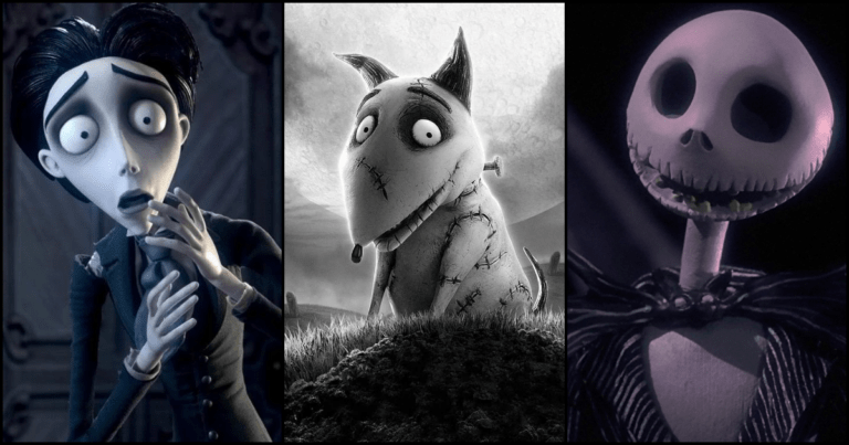 Frankenweenie, Corpse Bride, And The Nightmare Before Christmas Might Be The Same Story