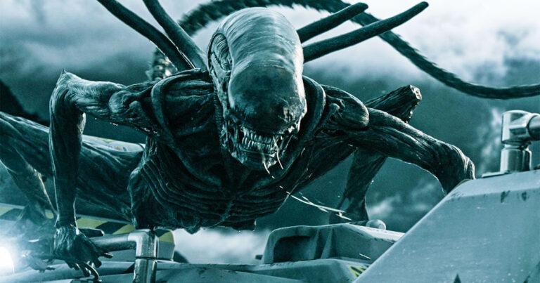 Ridley Scott Eager to Produce Third Alien Prequel