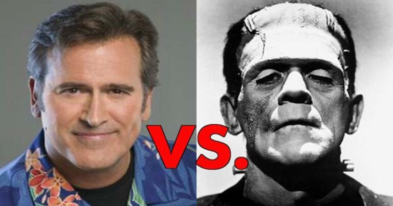Bruce Campbell Is Working On A Bruce VS. Frankenstein Film