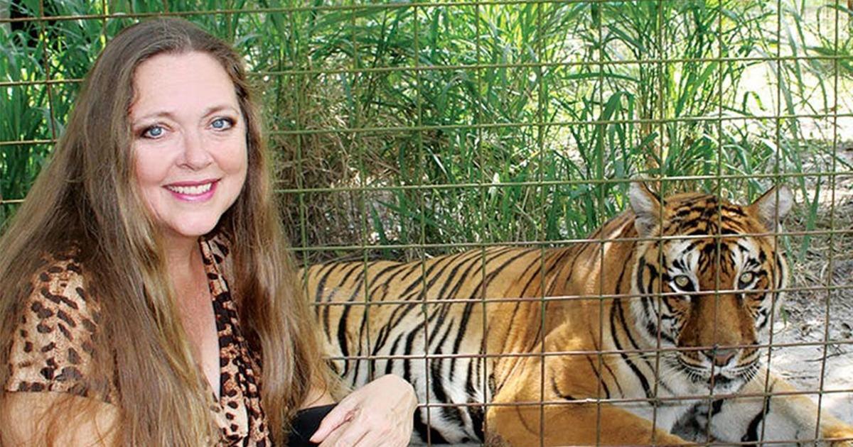 Carole Baskin Awarded Ownership Of Tiger King Joe Exotic's Zoo