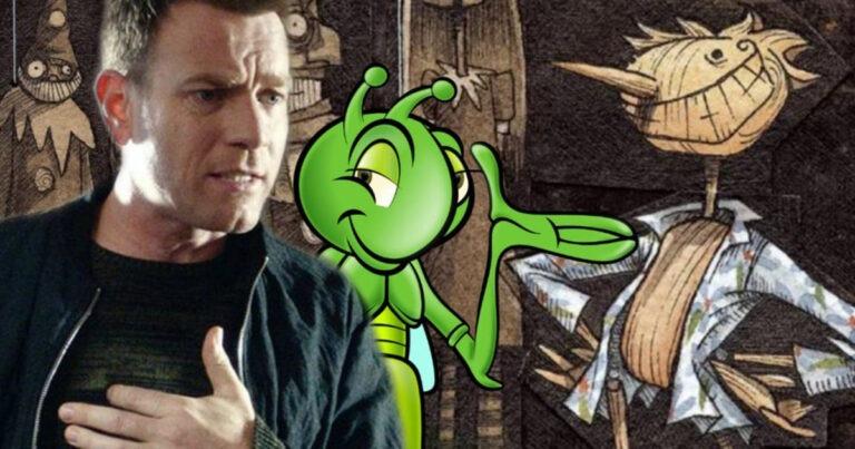 Ewan McGregor Will Voice Jiminy Cricket in del Toro's Animated 'Pinocchio'