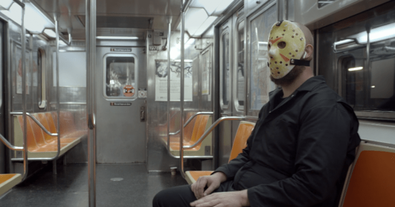 Jason Voorhees Has Made His Way Back To Manhattan