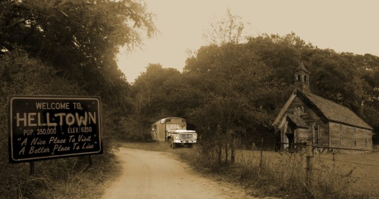 """Ohio's """"Hell Town"""" Will Give You The Creeps"""