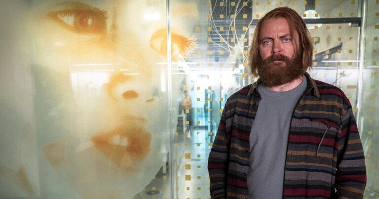 Stephen King Recommends Hulu's DEVS