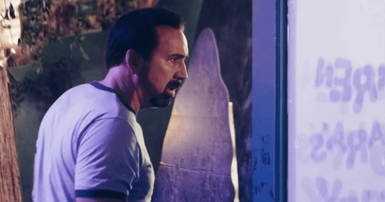 Nicolas Cage Sells Animatronic Horror Internationally