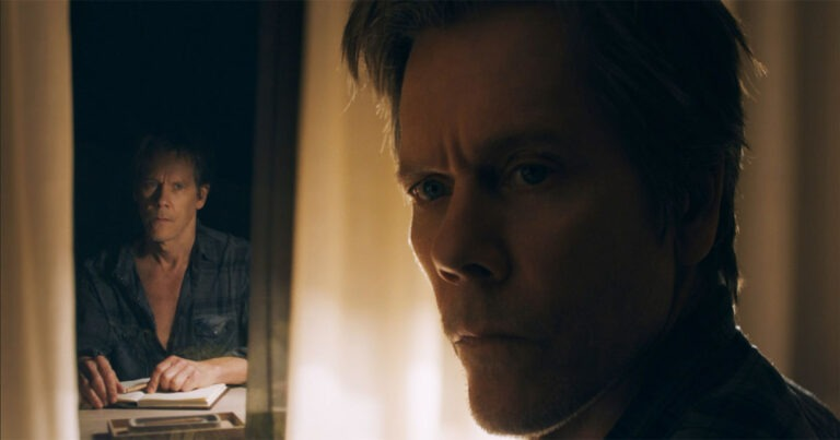 """WATCH: Trailer for Kevin Bacon's latest horror movie """"You Should Have Left"""""""