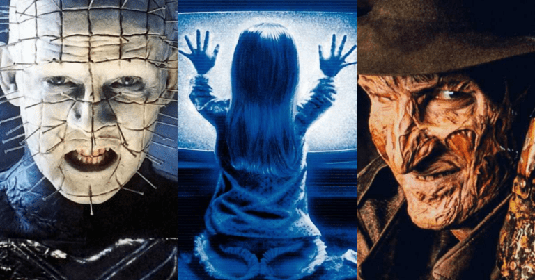 """From """"Poltergeist"""" to """"Nightmare on Elm Street"""": The scariest horror films of the 1980s"""