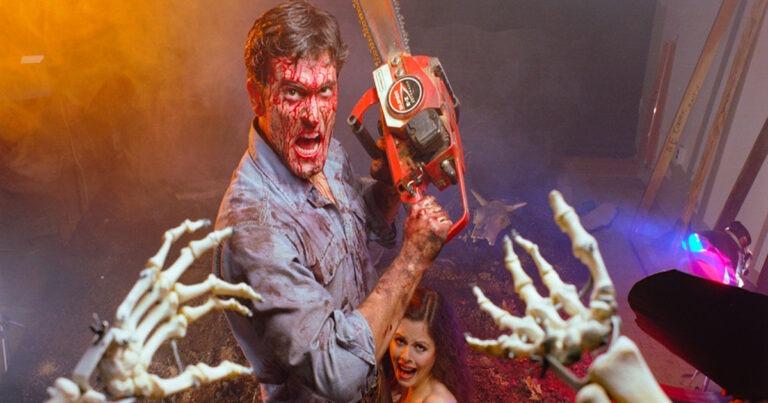 """Sam Raimi has already selected the director for the next """"Evil Dead"""" movie"""