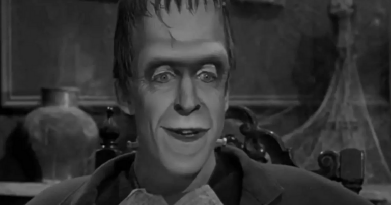 """WATCH: Herman Munster's inspiring monologue about acceptance from """"The Munsters"""" that went viral"""