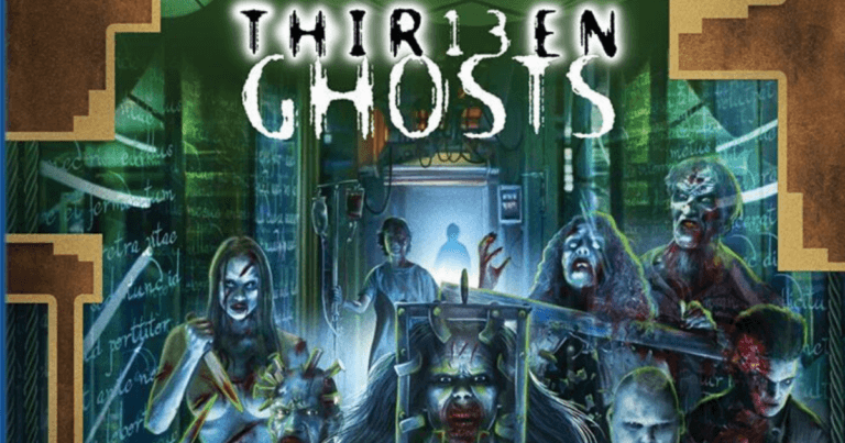 """A Collector's Edition Blu-ray of """"Thirteen Ghosts"""" is arriving from Scream Factory"""