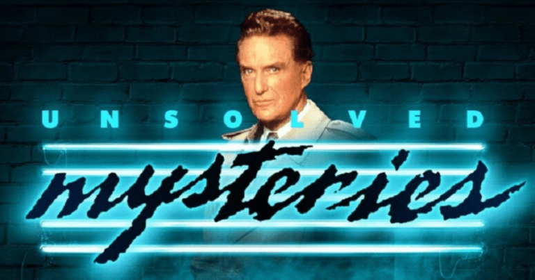"""""""Unsolved Mysteries"""" Reboot by Netflix premieres this July"""