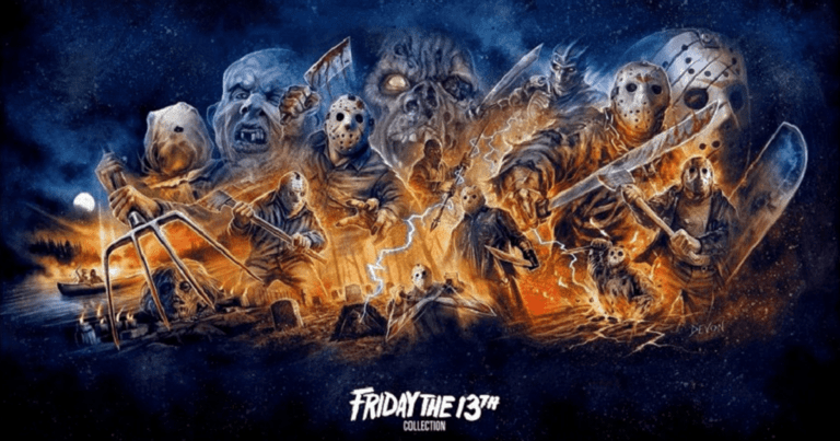 Details Of Friday the 13th Complete Collection Announced