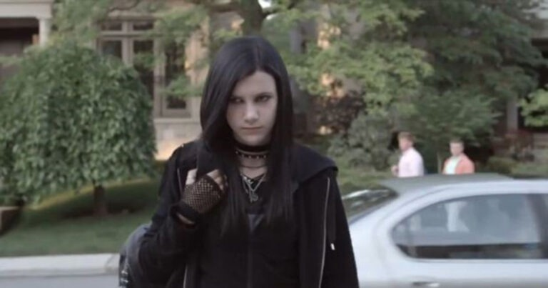 Father Helps His Goth Daughter Feel More Accepted And Loved In Compelling TV Ad