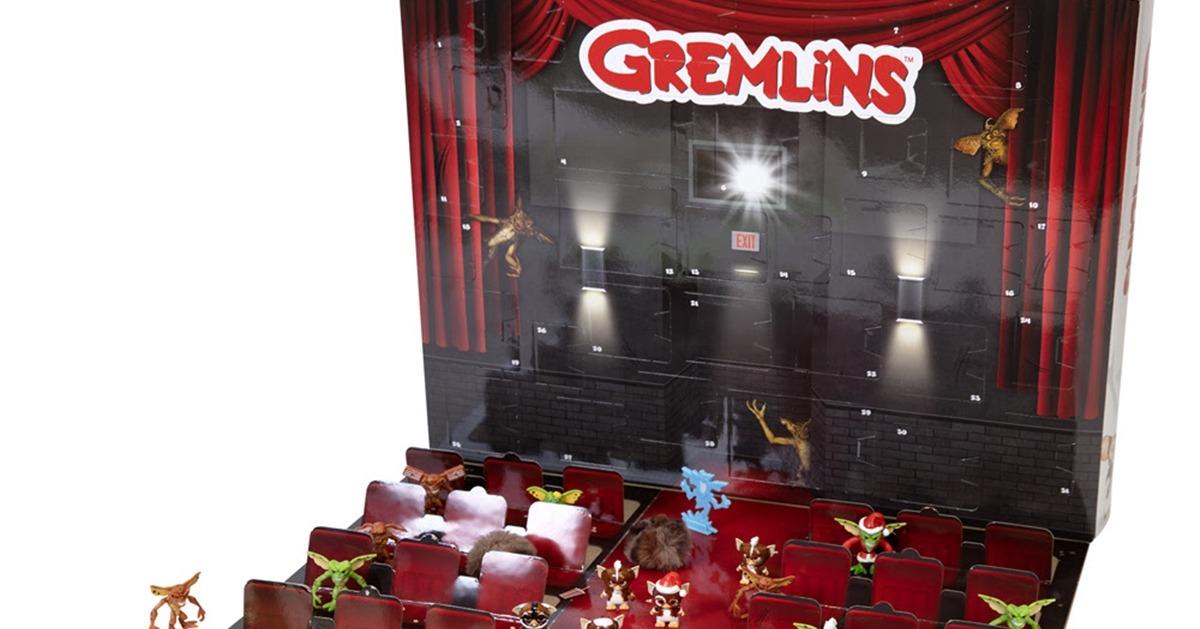 Gremlins Advent Calender
