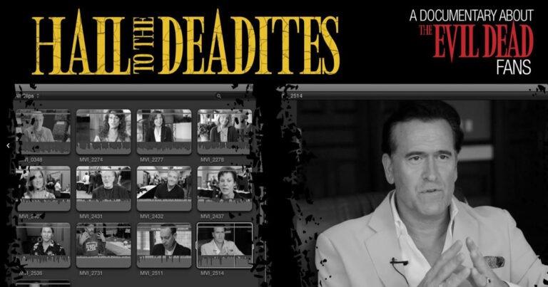 Evil Dead's Hail to the Deadites Announced For Fantasia Film Festival