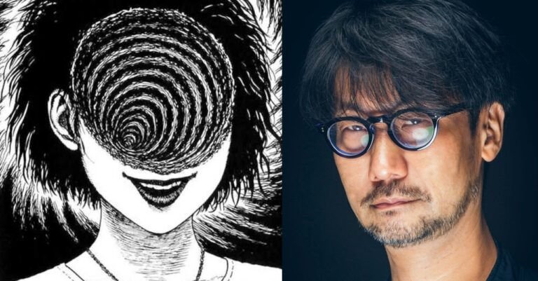 Junji Ito is teaming up with Hideo Kojima on new horror video game