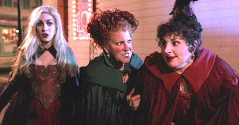 Your Favorite Hocus Pocus Sister Says A Lot About You