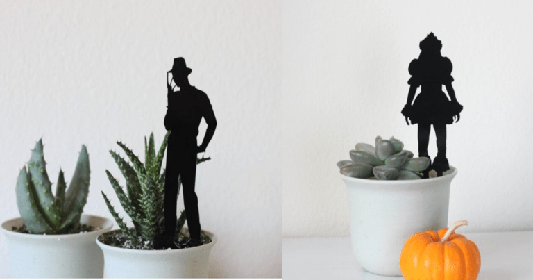 These Horror Movie Plant Decorations Are Perfect For Halloween