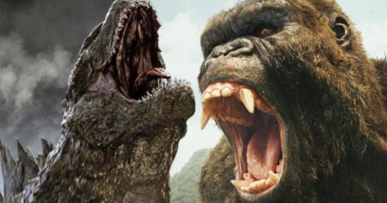 New Image Of Godzilla Vs. Kong Fighting Released