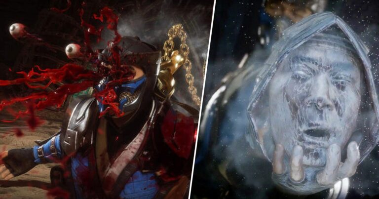 """Brutal Fatalities Center Of Attention In Mortal Kombat Reboot. """"THEY DID NOT HOLD BACK"""""""