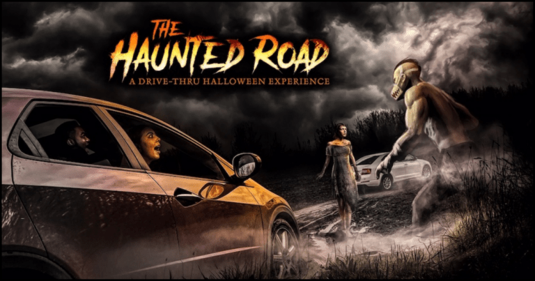 'The Haunted Road', A New Drive-Thru Halloween Attraction Coming Soon