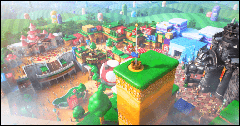 The Super Nintendo World Opening Has Been Delayed Indefinitely