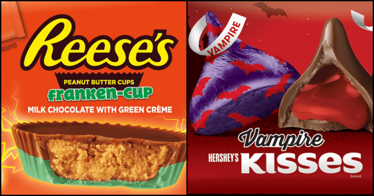 Hershey's and Reese's Lead The Way For This Year's Halloween Candy