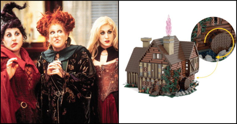 A Hocus Pocus LEGO Set Is Coming Soon, With Your Help