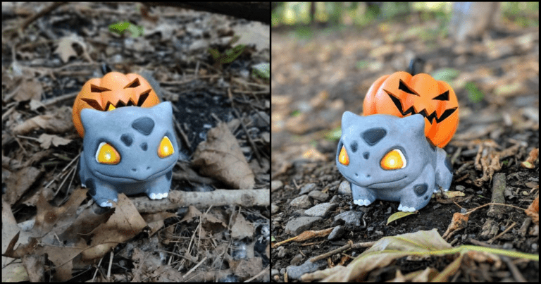 You Can Now Get This Hauntingly Cute Bulbasaur Jack-O-Lantern