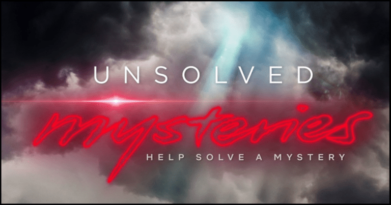 Unsolved Mysteries Volume 2 On Its Way Later This Year On Netflix
