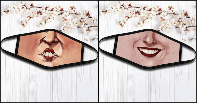 Keep Yourself Safe With These Hocus Pocus Face Masks