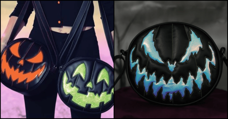 These Pumpkin Purses Are The Perfect Halloween Accessory