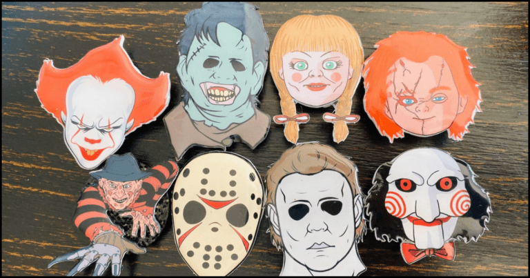 You Can Now Add These Iconic Horror Popsockets To Your Phone