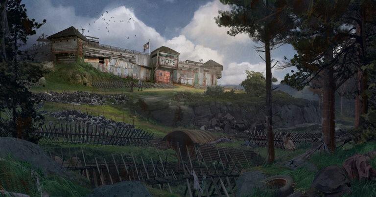 Left 4 Dead Creators Reveal Concept Art For New Game