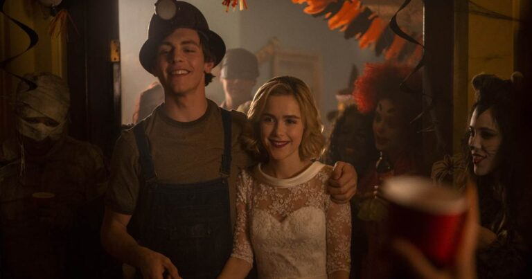 Fans Rally To Save Chilling Adventures Of Sabrina