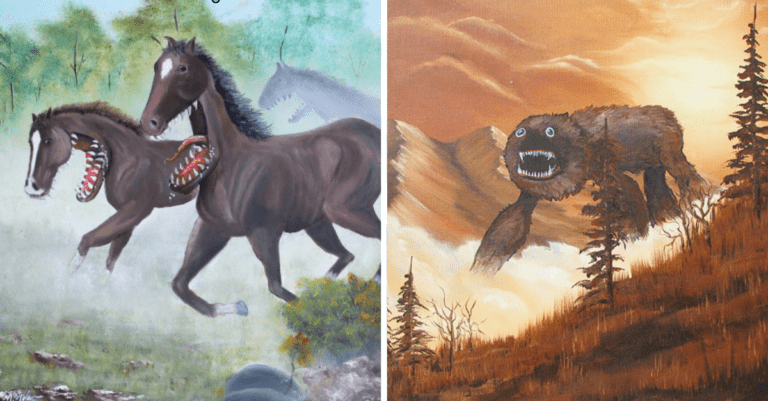 Artist Adds Amazing Twist To Old Paintings