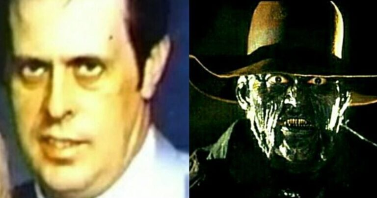 Meet The Real-Life Creeper From Jeepers Creepers
