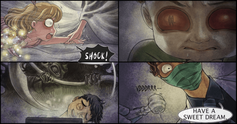 Check Out These Horror Comics And Their Unexpected Twist Endings