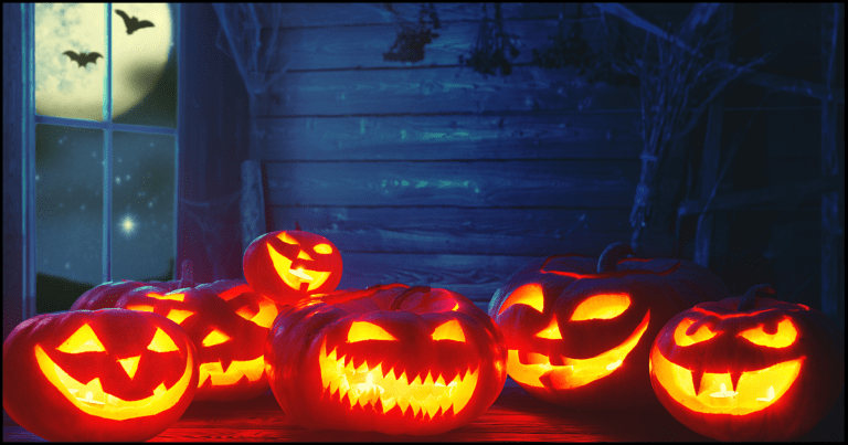 Those Who Decorate Early For Halloween Are A Lot Happier, Study Proves