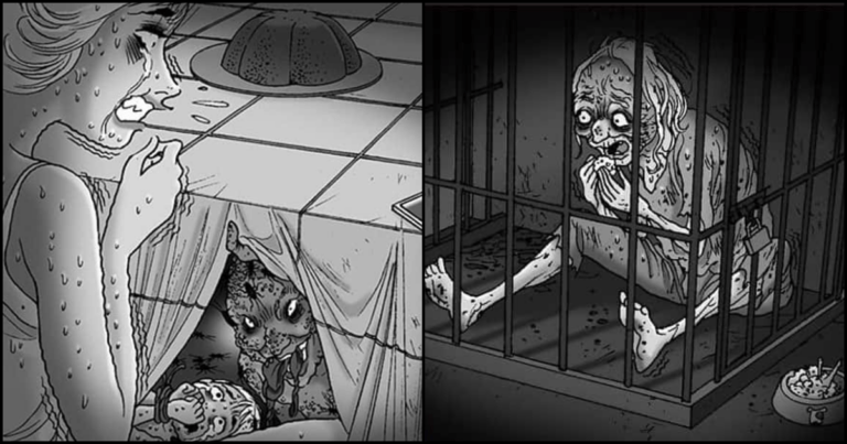 5 MORE 'Silent Horror' Comics That Are Truly Terrifying