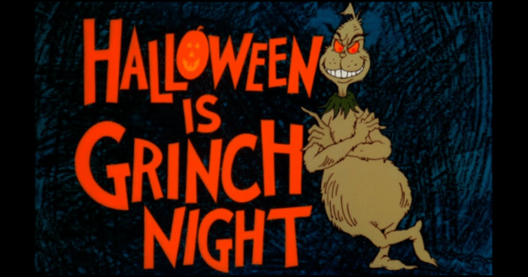 How The Grinch Stole Christmas Has A Very Dark Halloween Prequel!