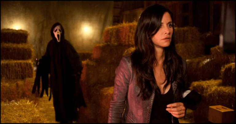 Courteney Cox Returning As Gale Weathers For Scream 5