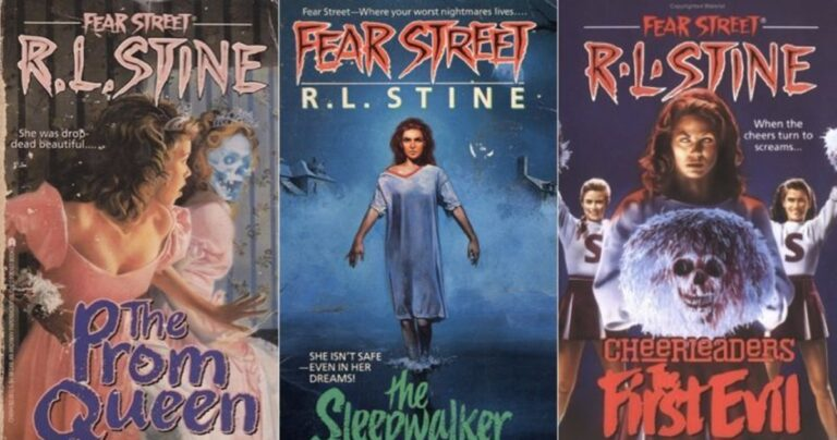 Netflix Purchases Movie Rights To R.L. Stine's Fear Street Trilogy